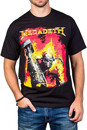 Bandalheira Camisetas Megadeth Arsenal 100% Algodão