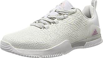 online store ab28c 2e565 adidas Crazypower TR W, Chaussures de Gymnastique Femme, Multicolore (FTWR  WhiteGrey