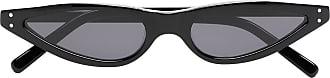 George Keburia Óculos de sol gatinho - BLACK