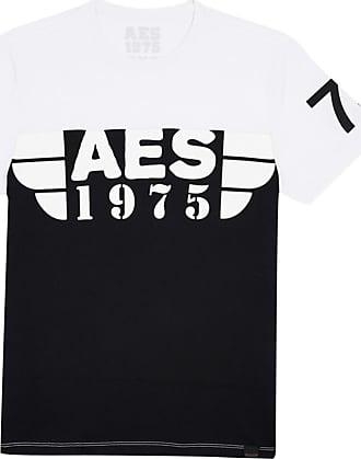 AES 1975 Camiseta AES 1975 Black White