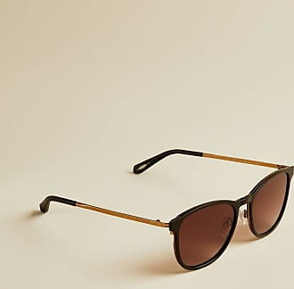Ted Baker Round Sunglasses in Black JORN, Mens Accessories