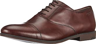 Vagabond Herren Linhope Oxfords Braun (Dark Brown 34) 40 EU