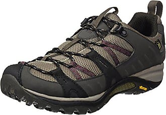 stylé Chaussures de sport Femme Merrell Grise & Olive All