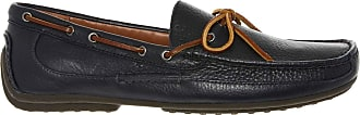 Ralph Lauren Roberts So DRV Leather Loafers (Navy, Numeric_8_Point_5)