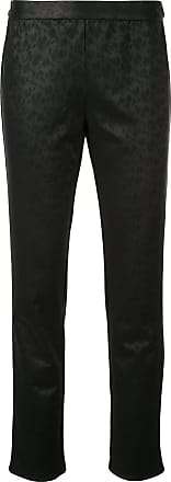 Natori Legging com estampa - Preto
