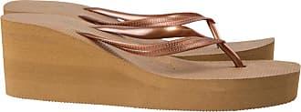 Sugarfree Wedge flip flops