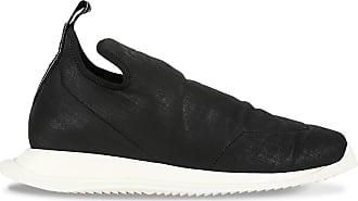 Rick Owens Black runner sneakers
