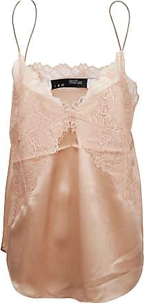 Iro Fashion Woman WP16BRANDAPIN13 Pink Viscose Tank Top | Spring Summer 20