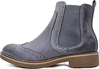 6b716559568b58 Kayla Shoes © Chelsea Boots Stiefelette in Schwarz oder Beige (38