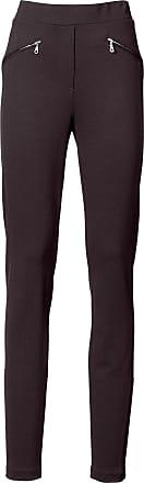 Peter Hahn Jersey trousers Peter Hahn brown