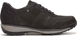 Xsensible Boston Black (Black) - Mens Shoes Sneaker/Lace-Up Shoe, Black Black Size: 8.5 UK