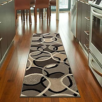 Orian Rugs 2001 Nuance Halo Runner Rug 23 x 8 Multicolor