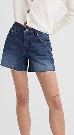 Superdry Short en jean mi-long