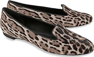 Alexander McQueen Slip on Sneakers for Women On Sale in Outlet, Beige, pony Lambskin, 2017, 8