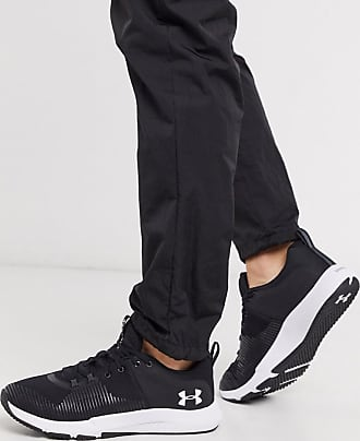Under Armour Training Charged Engage - Schwarze Sneaker