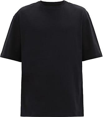 Bottega Veneta Sunrise Cotton T-shirt - Mens - Black