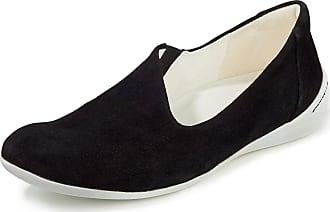 Think Loafers in kidskin suede Think! black