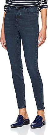 Vero Moda Womens Vmsophia Hr Skinny Jeans Am305 Noos, Blue (Dark Blue Denim Wash: Black), W22/L30 (Size: Medium)