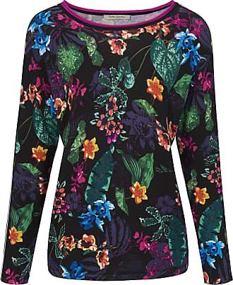 Betty Barclay Round neck jumper raglan sleeves Betty Barclay multicoloured