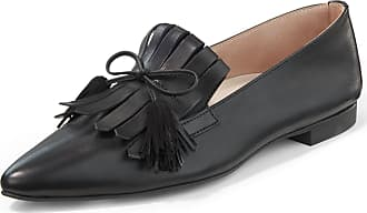 Paul Green Loafers made of calf nappa leather Paul Green black