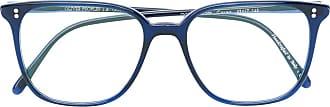 Oliver Peoples Óculos de grau quadrado - Azul