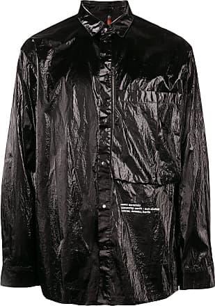 OAMC press stud jacket - Black