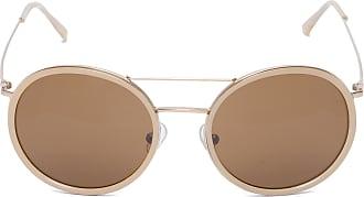 HELENA BORDON óculos Beta Creme - Bege