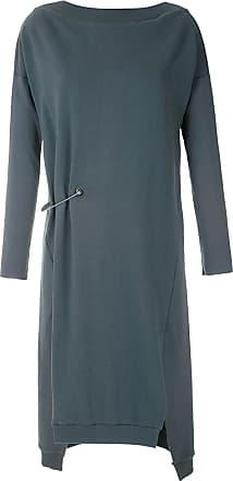 Uma Brunei Kleid mit Sicherheitsnadel - Grau