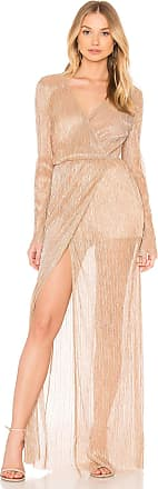 The Jetset Diaries Avalon Maxi Dress in Nude