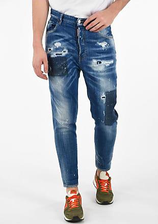 Dsquared2 Jeans 80S Effetto vintage 14 cm taglia 48