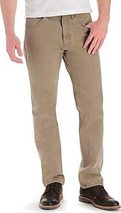 Lee Mens Regular Fit Straight Leg Jean, Tarmac, 35W x 34L