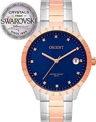 Orient Relógio Orient Feminino Ref: Ftss1116 D1sr Social Bicolor