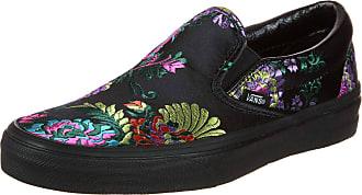 ffc233a6b3 Vans Men Sneakers Classics Festival Satin Black 40.5