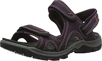 13ecbb584800 Ecco Damen Offroad Lite Sandalen, Violett (50114mauve Black), 37 EU
