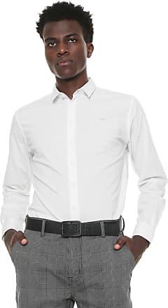 Triton Camisa Triton Reta Comfort Branca