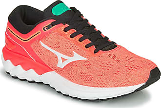 Mizuno Wave Sky Rise Sports Shoes Women Coral - UK:7.5 - Running Shoes Shoes