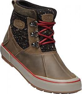 8589474837 Keen Womens Elsa II Waterproof Wool Ankle Boots