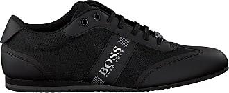 HUGO BOSS Schwarze Hugo Boss Sneaker Lighter Lowp Mxme