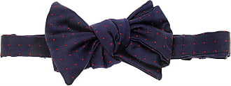Dsquared2 Ties On Sale, Dark Blue, Silk, 2017, one size