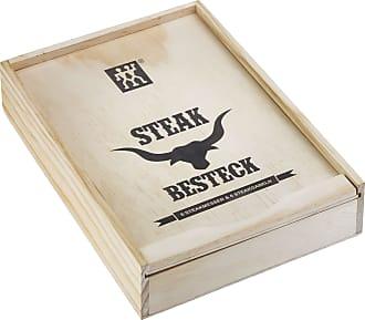 Zwilling Specials Steakbesteckset 12-tlg, Edelstahl, spülmaschinengeeignet