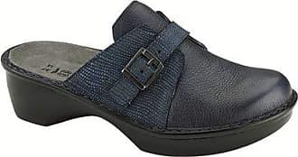 2fa88b3299ce Delivery  free. Naot Footwear Womens AvignonInk Lthr Navy Reptile Lthr Clog  36 M EU