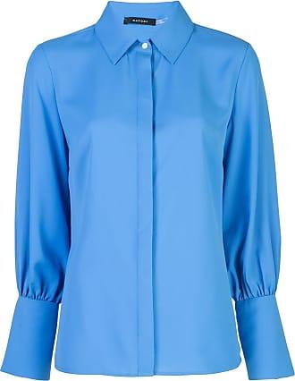 Natori Camisa oversized - Azul