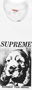 SUPREME Remember T-Shirt FW 18