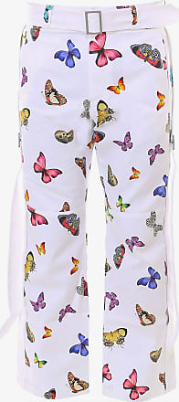 Palm Angels BUTTERFLY BUCKLE PANTS - PALM ANGELS - MAN