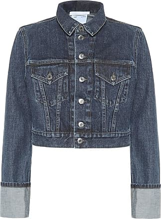 Helmut Lang Fem Little denim jacket