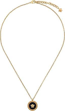 Versace pendant necklace - Dourado