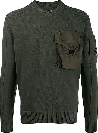 C.P. Company Suéter com bolso - Verde