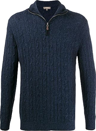 N.Peal Suéter de cashmere - Azul