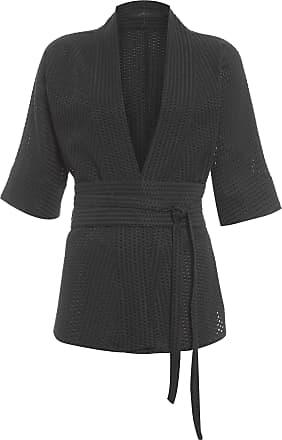 TWENTY FOUR SEVEN Kimono Obi Marni - Preto