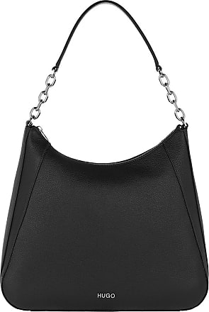 HUGO BOSS Hobo Bags - Victoria Hobo Bag Black - black - Hobo Bags for ladies